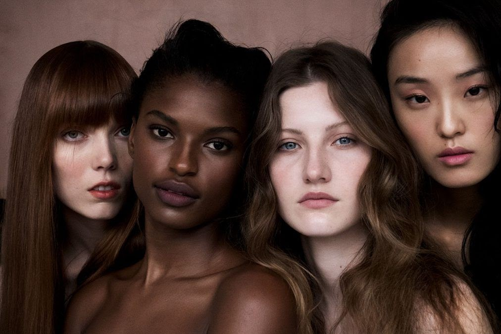 Different skin colors has to choose the different makeup based on their skin tone