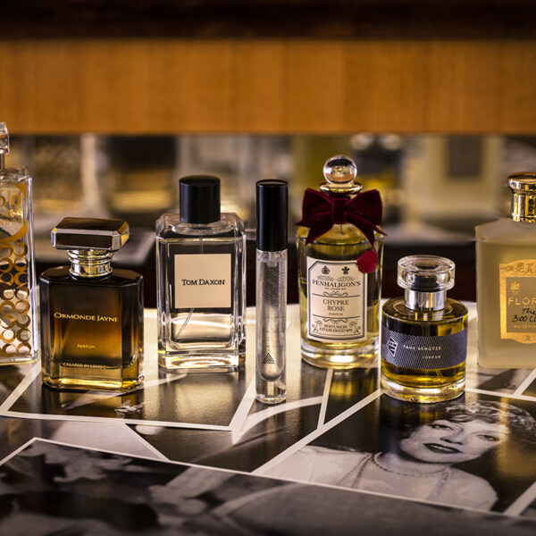 color in perfumes