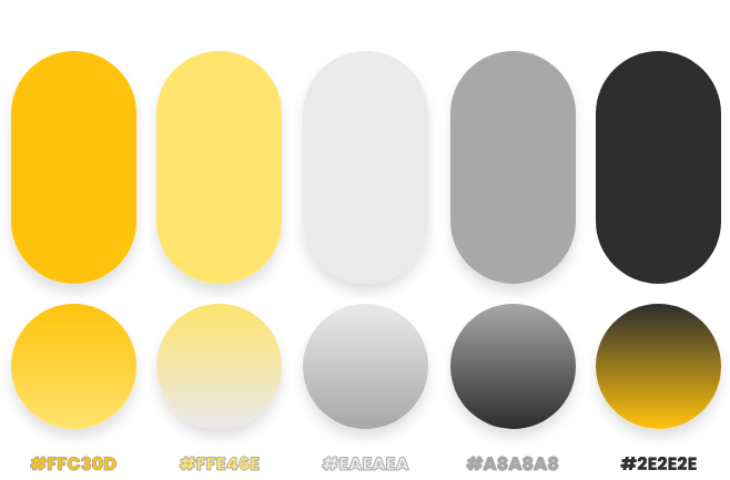 gray color palette