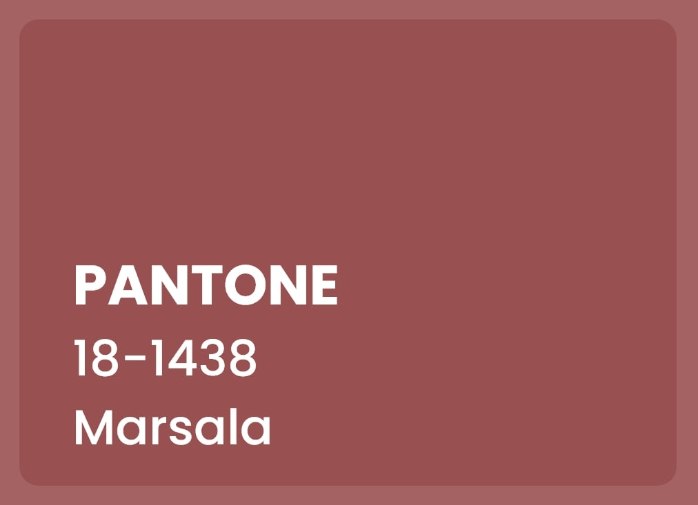 the color of the year 2015- pantone
