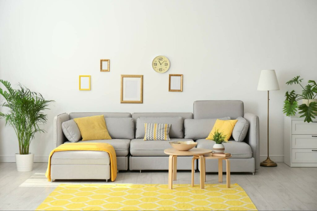the color of the year 2021 interior design