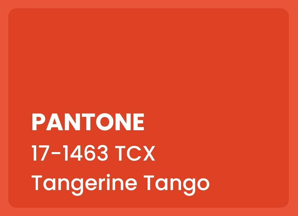 the color of the year 2012- pantone