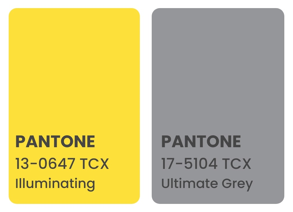 the color of the year 2021- pantone