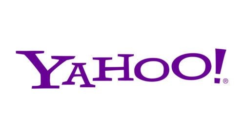 purple color for logo