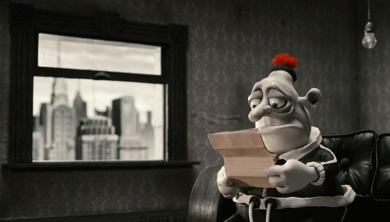 max is reading mary's letter