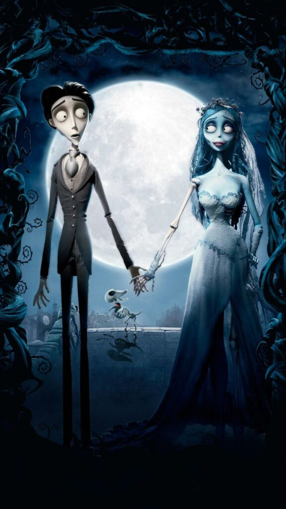 the bride of the dead animation cover