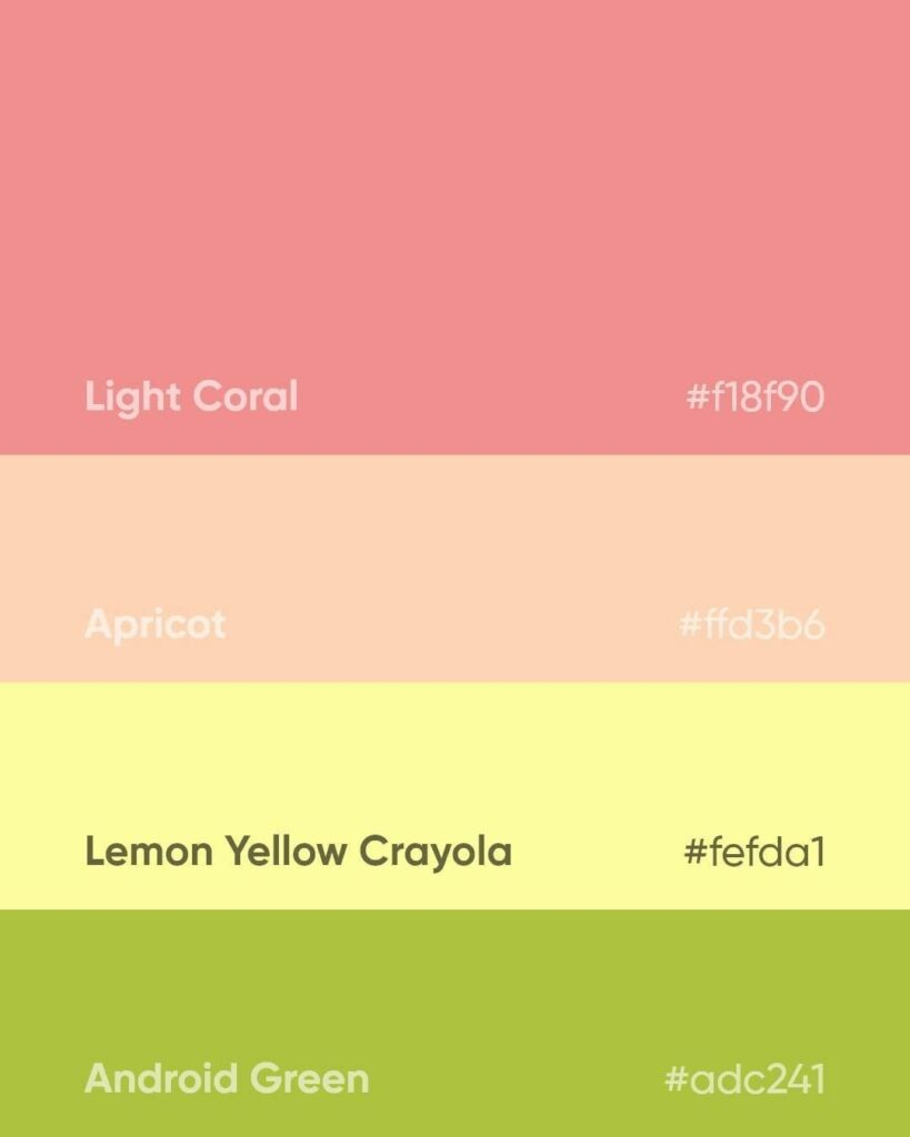 color pairing 13