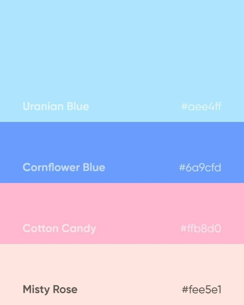 color pairing 16
