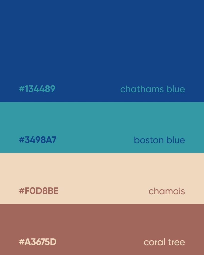 color pairing 18