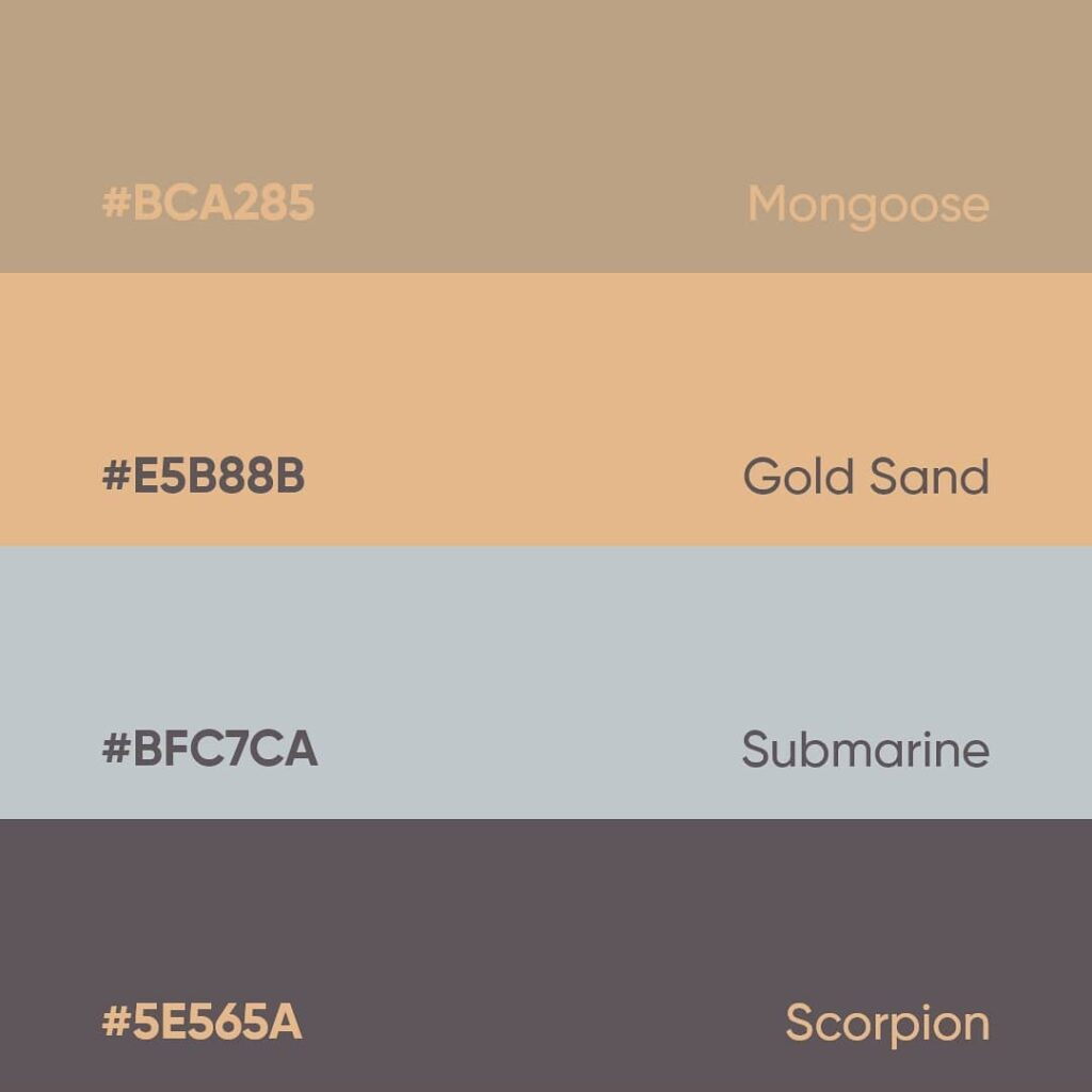 color pairing 20