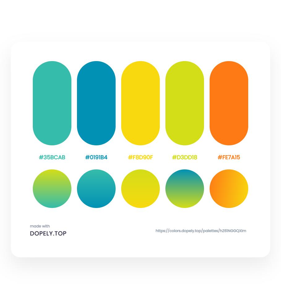 color palette inspiration 3
