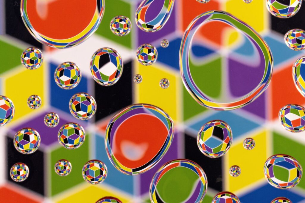 cubism photography types of a paint
