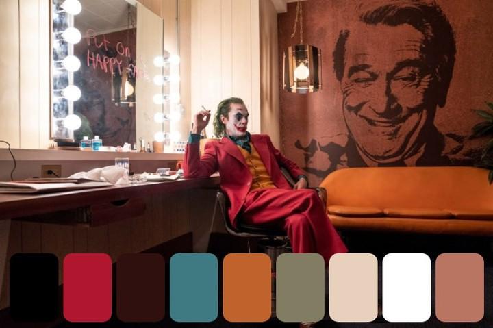 movie palette color
