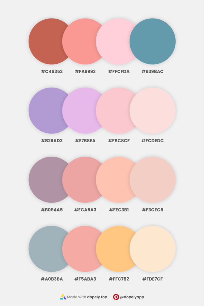 color inspiration from nature
