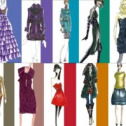 color in fashion designs