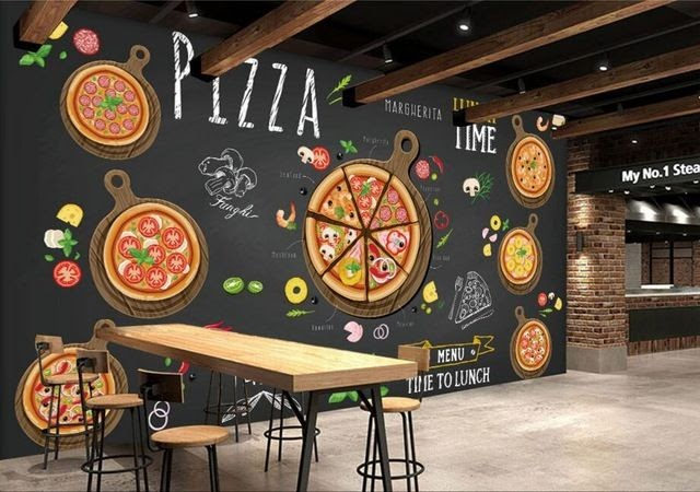 colors for restaurants' designs