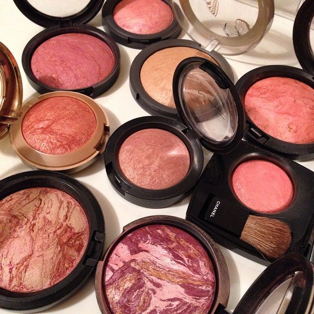 image about blushes for makeup