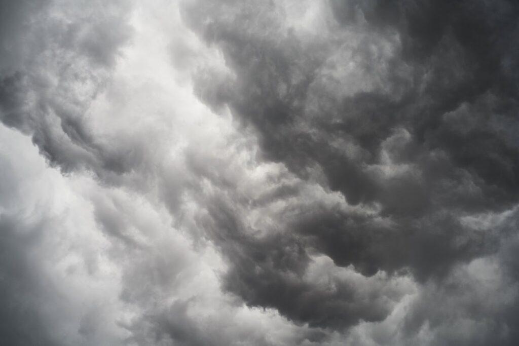 photo of gray sky