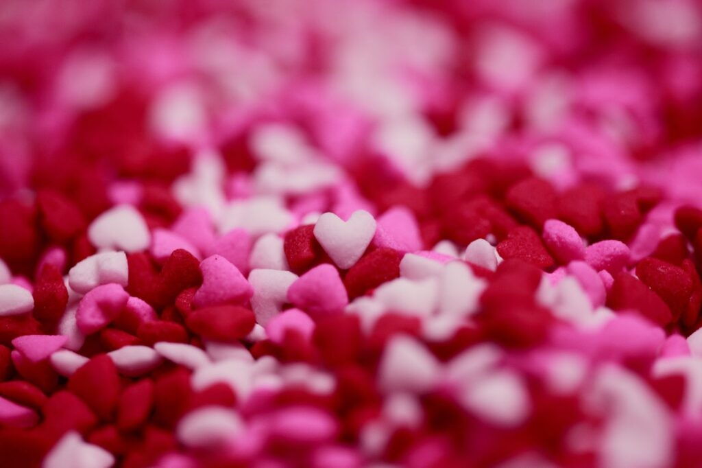 photo of pink color