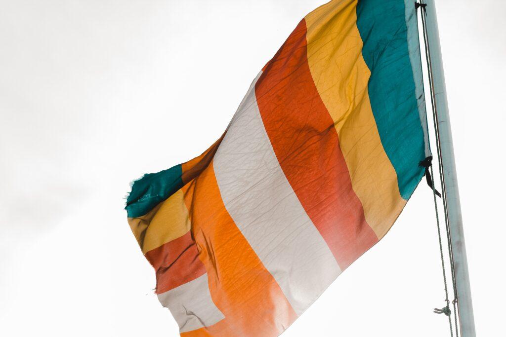 flag buddhist