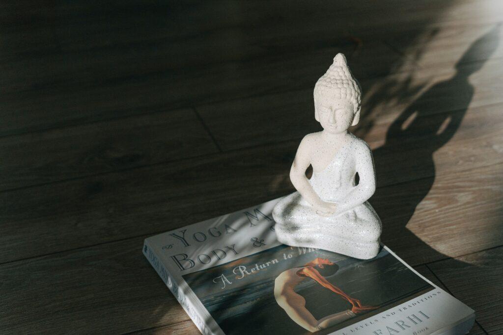 stone buddhist
