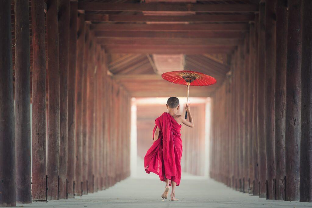 buddha priest
