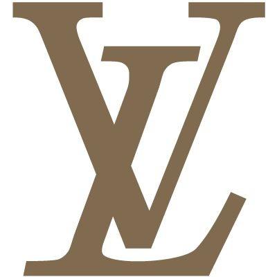Louis Vuitton that have a brown logo