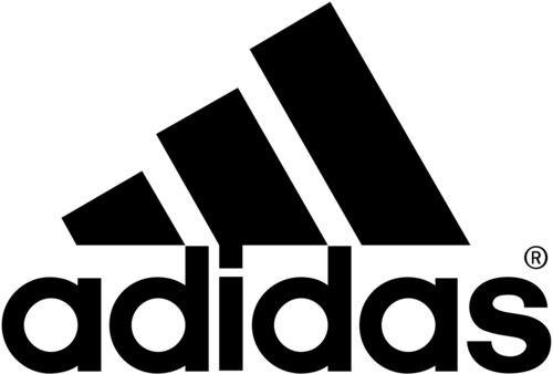 adidas that have a black logo