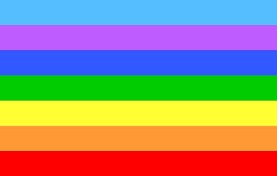 Meher Baba flag