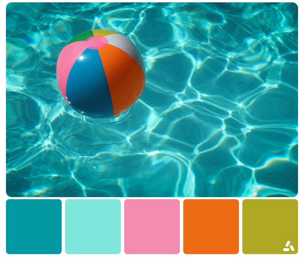 a ball in pool