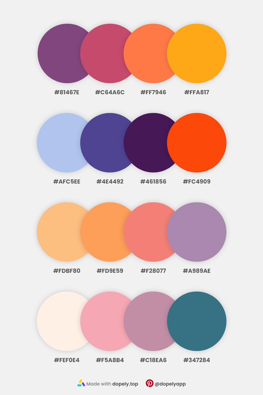 natural color palette inspiration