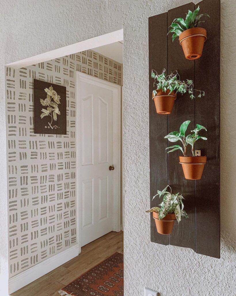 Symmetrical Painting Technique
