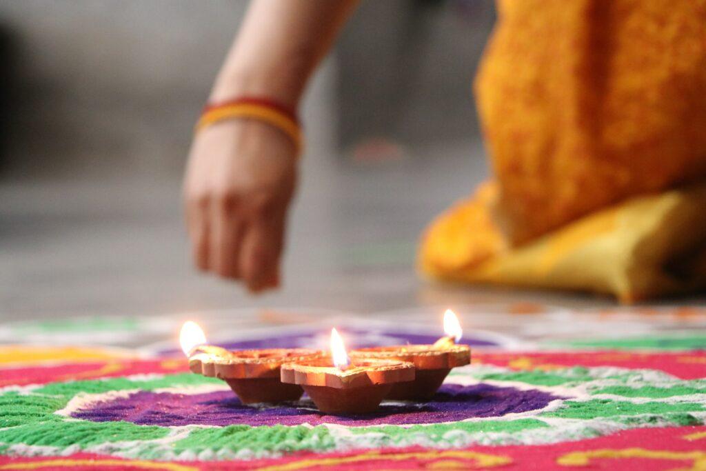 Diwali Color Festival