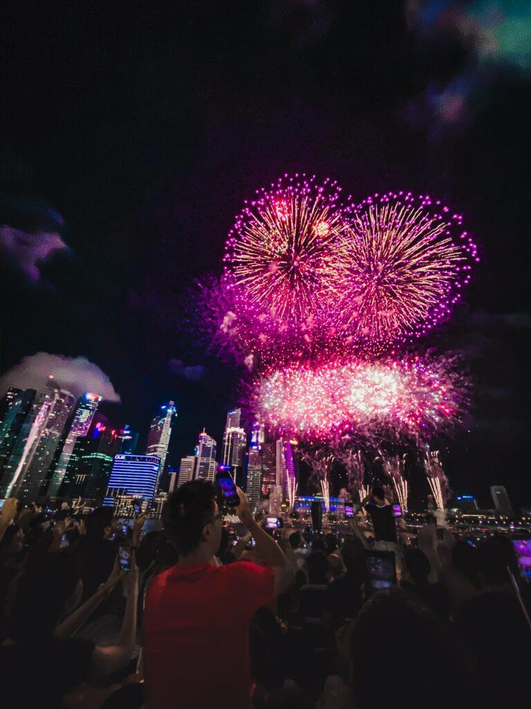 Busan International Fireworks Color Festival