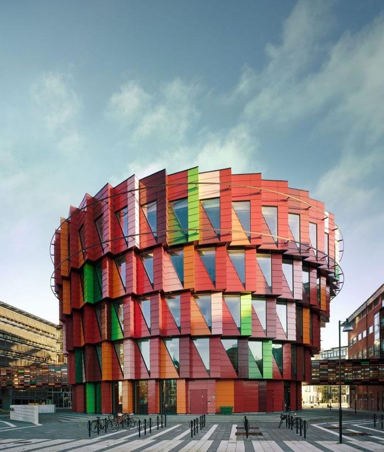 Kuggen building design