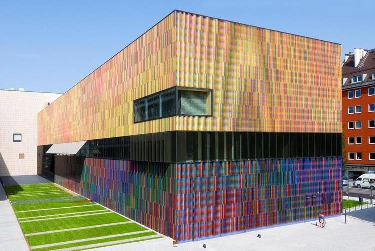 Museum Brandhorst building design