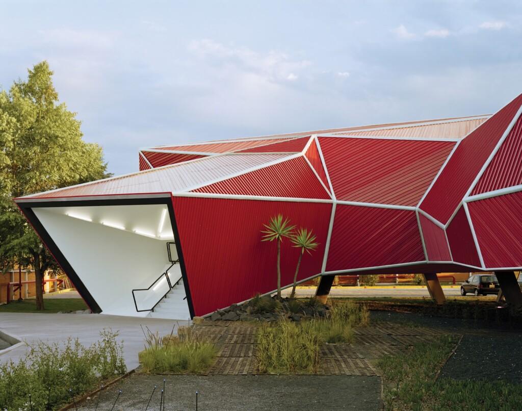 Nestlé Chocolate Museum building design