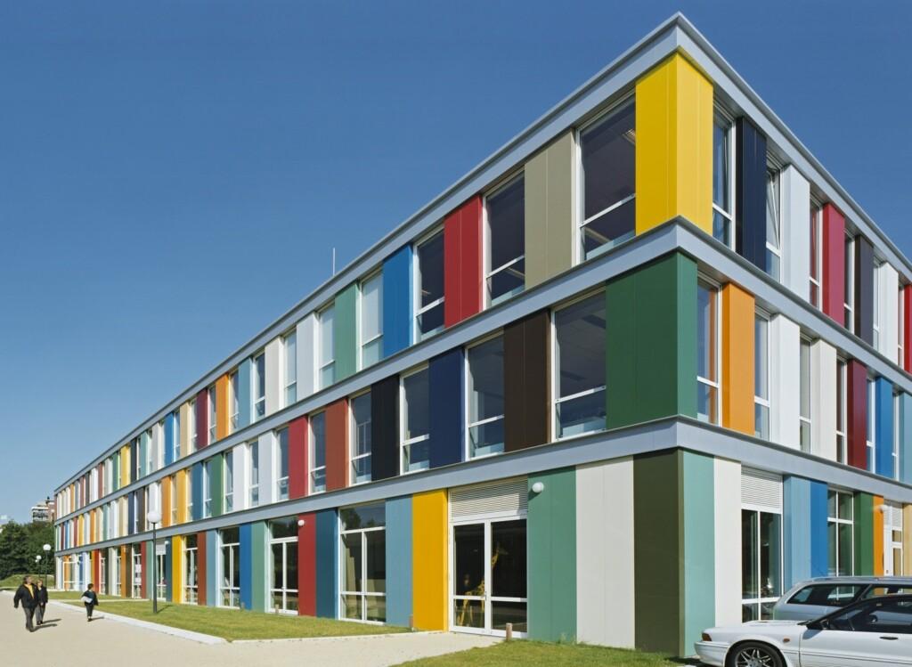 Niekee School building design