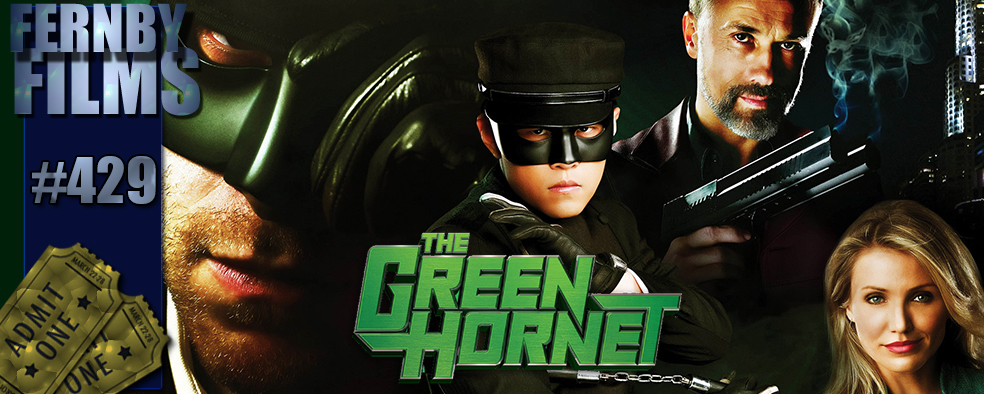 colors in movie titles, green hornet 2011