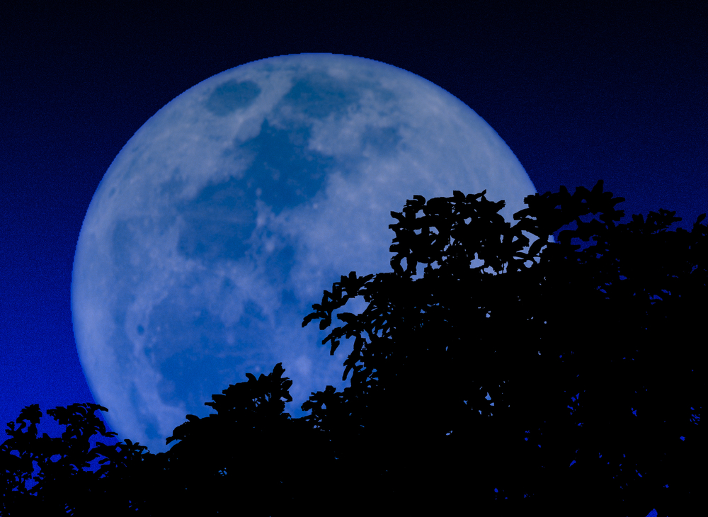 once in a blue moon, color idioms, by dopely colors