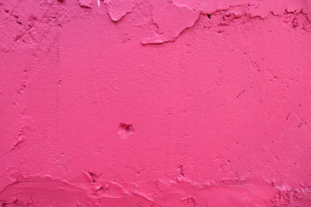 pink wall  for an example of national color day