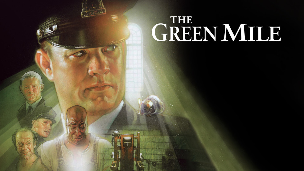 colors in movie titles, the green mile 1999