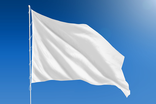 to raise white flag color idioms point, color idioms