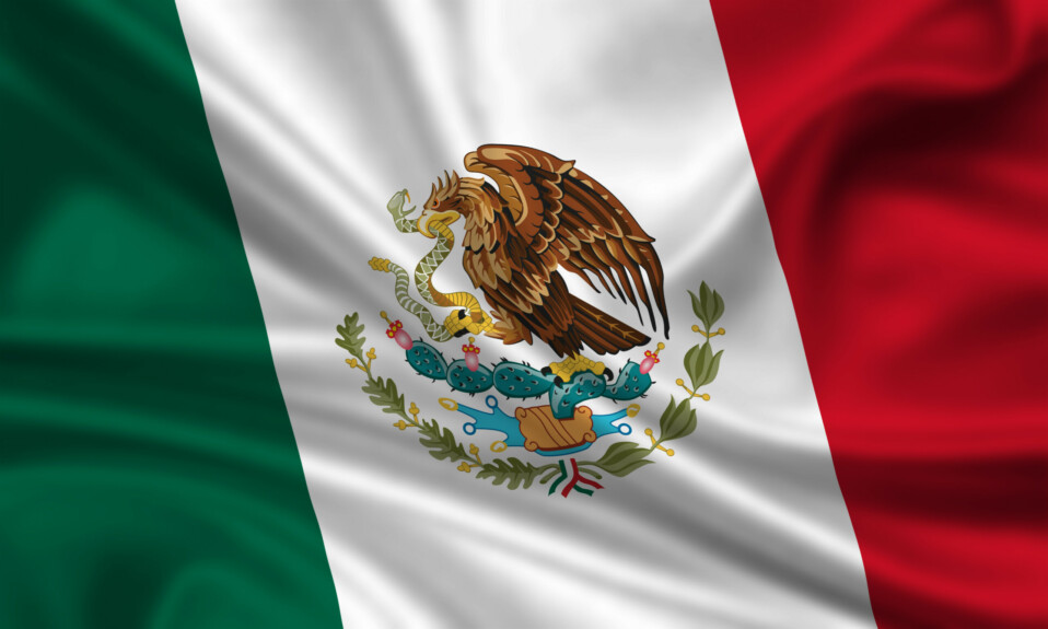 flag of mexican culture