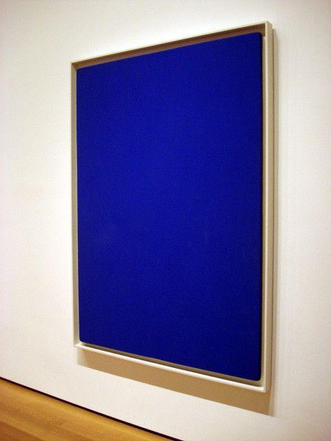 photo about International Klein Blue